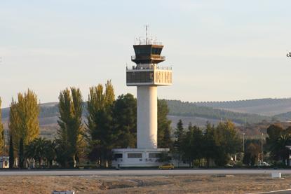 Torre aeropuerto de Granada